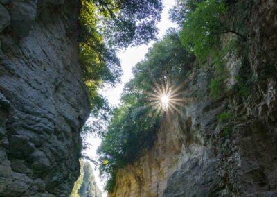 Marmitte dei Giganti Lato Valle - Canoa - Foto: Davide Tonelli