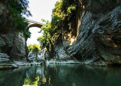 Marmitte dei Giganti Ponte da Canoa - Foto: Davide Tonelli